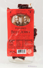Gluten Free Black Peppered Jerky