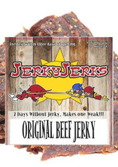 Original Thin Cut Hickory Jerky Jerks