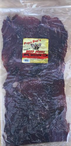 King Slab Real Western Flavor Mix of Black Pepper and Teriyaki