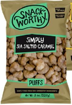 Sea Salted Kernel Free Corn Puffs