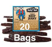 Mild Hickory Cowboy Jerky Full Case 20 Bags