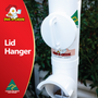 Convenient Lid hanger