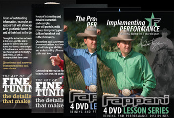 COMPLETE DVD PACKAGE - SAVE 25%