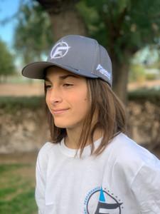 Grey Hat Snapback