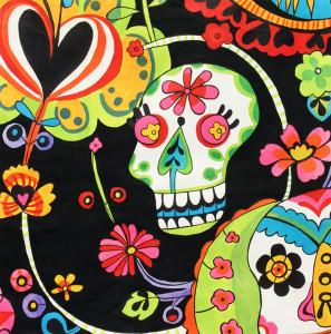 cabezas de Coyoacan black