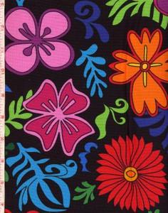 Guatemala Floral Blk