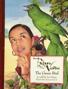 Pájaro Verde / The Green Bird (P)