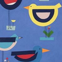 Songbird - blue