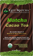 Matcha Cacao (Chocolate) Organic Blended Tea 150gr.