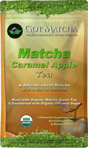 Matcha CARAMEL-APPLE Organic Blended Tea 150 Grams