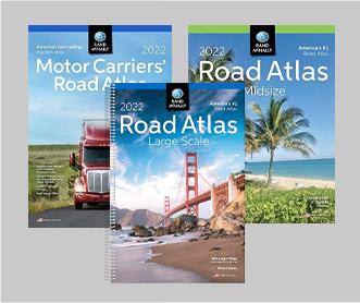 2022 Rand McNally® Road Atlases