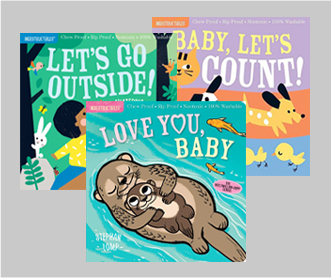 Indestructibles® Baby Books