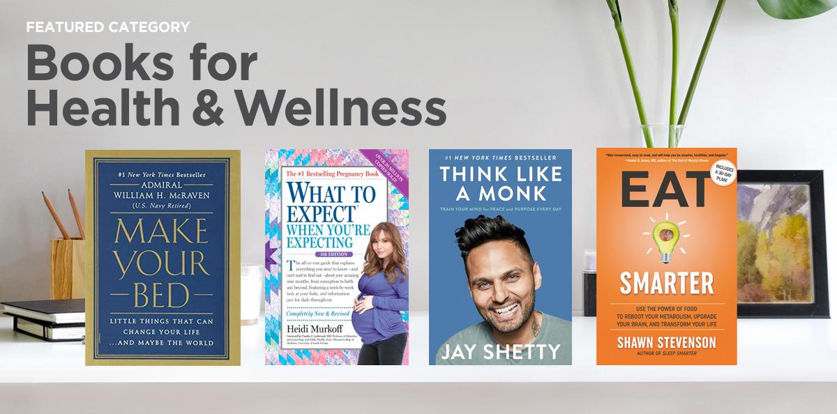 Books for Health & Wellness