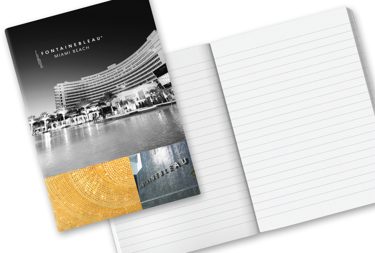 Full-Color Softcover PerfectBind Journals
