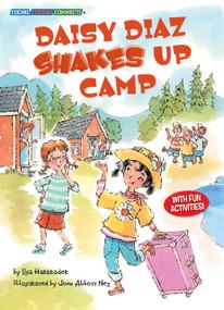 Daisy Diaz Shakes Up Camp by Lisa Harkrader, John Nez, 9781575652924