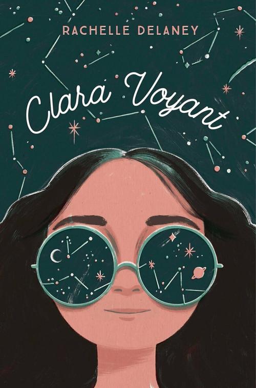 Clara Voyant by Rachelle Delaney, 9780143198536