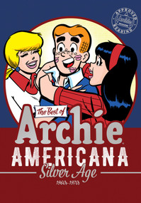The Best of Archie Americana Vol. 2 (Silver Age) by Archie Superstars, 9781682559116