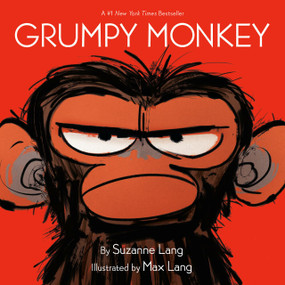 Grumpy Monkey - 9780553537864 by Suzanne Lang, Max Lang, 9780553537864