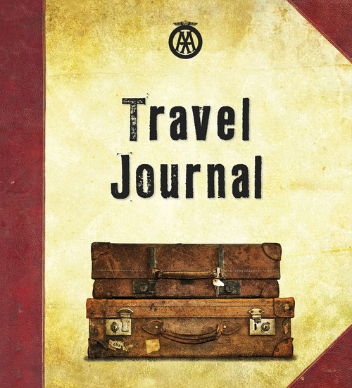 Travel Journal by AA Publishing, 9780749579111