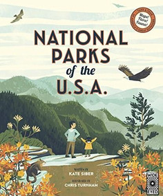 National Parks of the USA by Kate Siber, Chris Turnham, 9781847809766