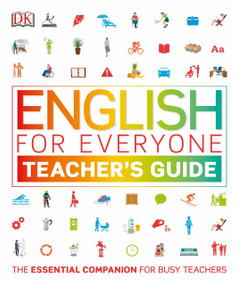 English for Everyone Teacher's Guide by DK, 9781465473899