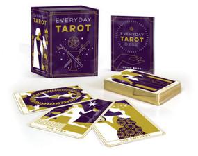 Everyday Tarot Mini Tarot Deck (Miniature Edition) by Brigit Esselmont, Eleanor Grosch, 9780762492794