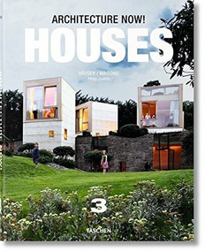 Architecture Now! Houses. Vol. 3 by Philip Jodidio, 9783836535915