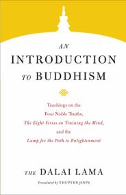 An Introduction to Buddhism by The Dalai Lama, 9781559394758