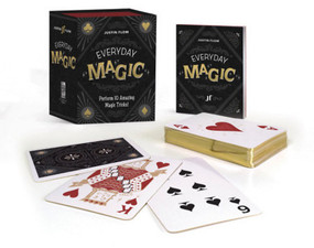 Everyday Magic (Miniature Edition) - 9780762492589 by Justin Flom, 9780762492589