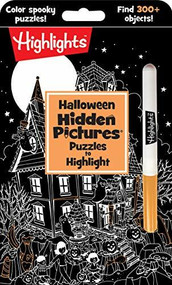 Halloween Hidden Pictures® Puzzles to Highlight by Highlights, 9781684372027