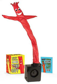 Wacky Waving Inflatable Tube Guy (Miniature Edition) by Conor Riordan, Gemma Correll, 9780762462872