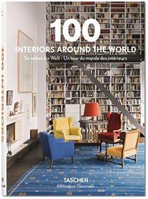 100 Interiors Around the World by TASCHEN, 9783836557269