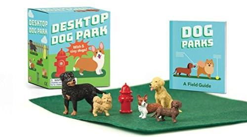Desktop Dog Park (Miniature Edition) by Conor Riordan, 9780762464845
