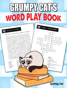 Grumpy Cat's Word Play Book by Jimi Bonogofsky-Gronseth, 9780486824697
