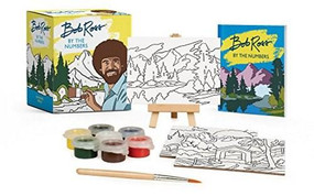 Bob Ross by the Numbers (Miniature Edition) by Bob Ross, Robb Pearlman, 9780762491681