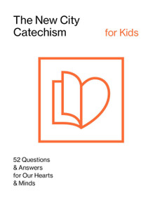 The New City Catechism for Kids (Children's Edition) (Miniature Edition) by Gospel Coalition, 9781433561290