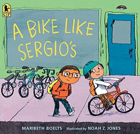 A Bike Like Sergio's - 9781536202953 by Maribeth Boelts, Noah Z. Jones, 9781536202953