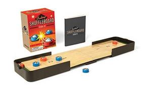 Desktop Shuffleboard (Slide It!) (Miniature Edition) by Ruoxi Chen, 9780762464067