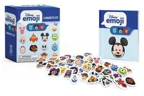 Disney emoji: A Magnetic Kit (Miniature Edition) by Disney, 9780762493357