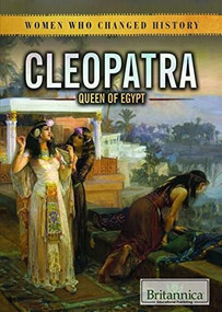 Cleopatra (Queen of Egypt) - 9781680486377 by Xina M. Uhl, 9781680486377