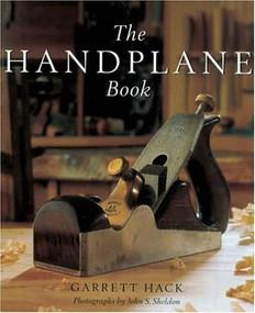 The Handplane Book by Garrett Hack, 9781561587124