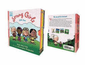 Strong Girls Gift Set by Brad Meltzer, Christopher Eliopoulos, 9780525553045