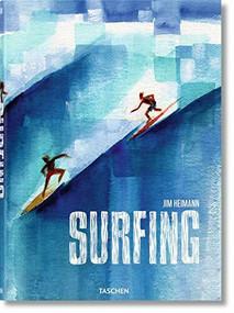 Surfing. 1778-Today by Jim Heimann, 9783836547505