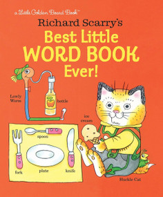 Richard Scarry's Best Little Word Book Ever! - 9781524718558 by Richard Scarry, 9781524718558