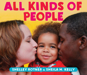 All Kinds of People - 9780823439720 by Shelley Rotner, 9780823439720