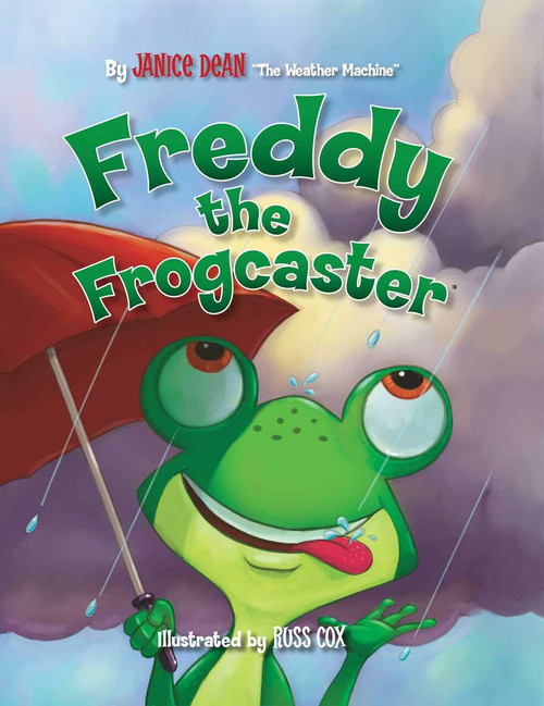 Freddy the Frogcaster - 9781621575085 by Janice Dean, 9781621575085