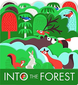 Into the Forest by Laura Baker, Nadia Taylor, 9781419733543