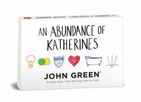 Penguin Minis: An Abundance of Katherines (Miniature Edition) by John Green, 9780525555728