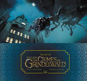 The Art of Fantastic Beasts (The Crimes of Grindelwald) by Dermot Power, 9780062853158