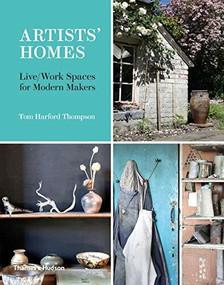 Artists' Homes by Tom Harford-Thompson, 9780500021323